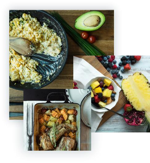 Jíst zdravě neznamená hladovět